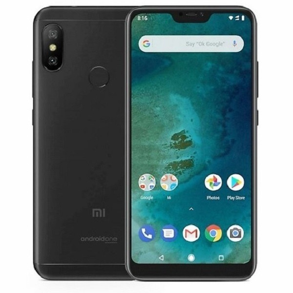 Xiaomi Mi A2 Lite 3/32 Gb Black