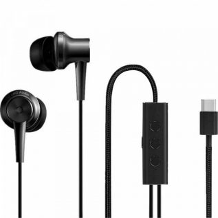 Наушники Xiaomi Mi ANC Type-C In-Era Earphones (Black)