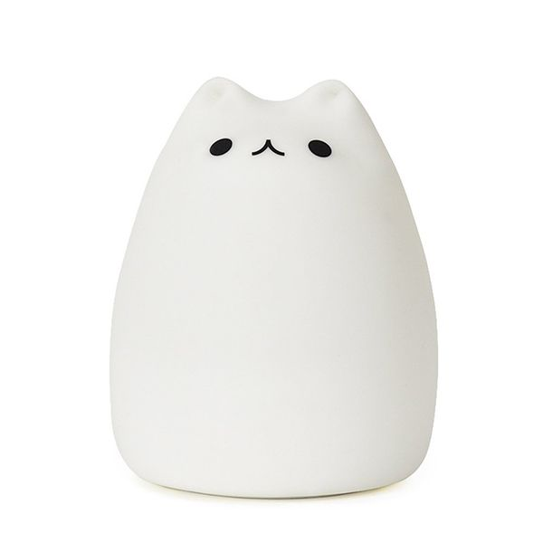 Ночник Silicone Cat 1 Lamp