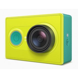 Экшн камера Xiaomi Yi Action Camera Basic Edition (Green)