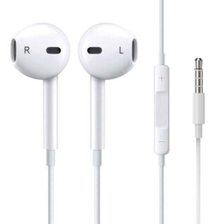 Наушники Hoco M1 для Apple MiniJack 3.5mm (White)