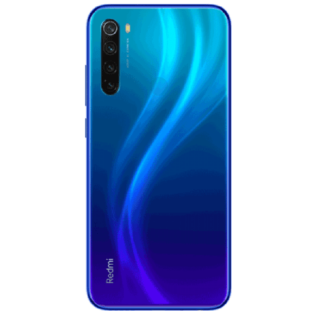 Смартфон Xiaomi Redmi Note 8 64Gb+4Gb Blue