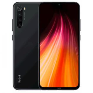Смартфон Xiaomi Redmi Note 8 64Gb+4Gb Black