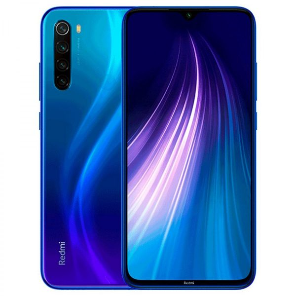 Смартфон Xiaomi Redmi Note 8 32Gb+3Gb Blue