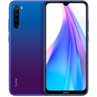 Смартфон Xiaomi Redmi Note 8T 4Gb+128Gb Blue