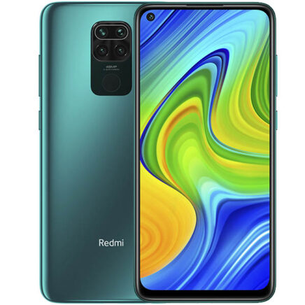 Смартфон Xiaomi Redmi Note 9