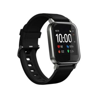 Умные часы Xiaomi Haylou Smart watch LS02 EU (Black)